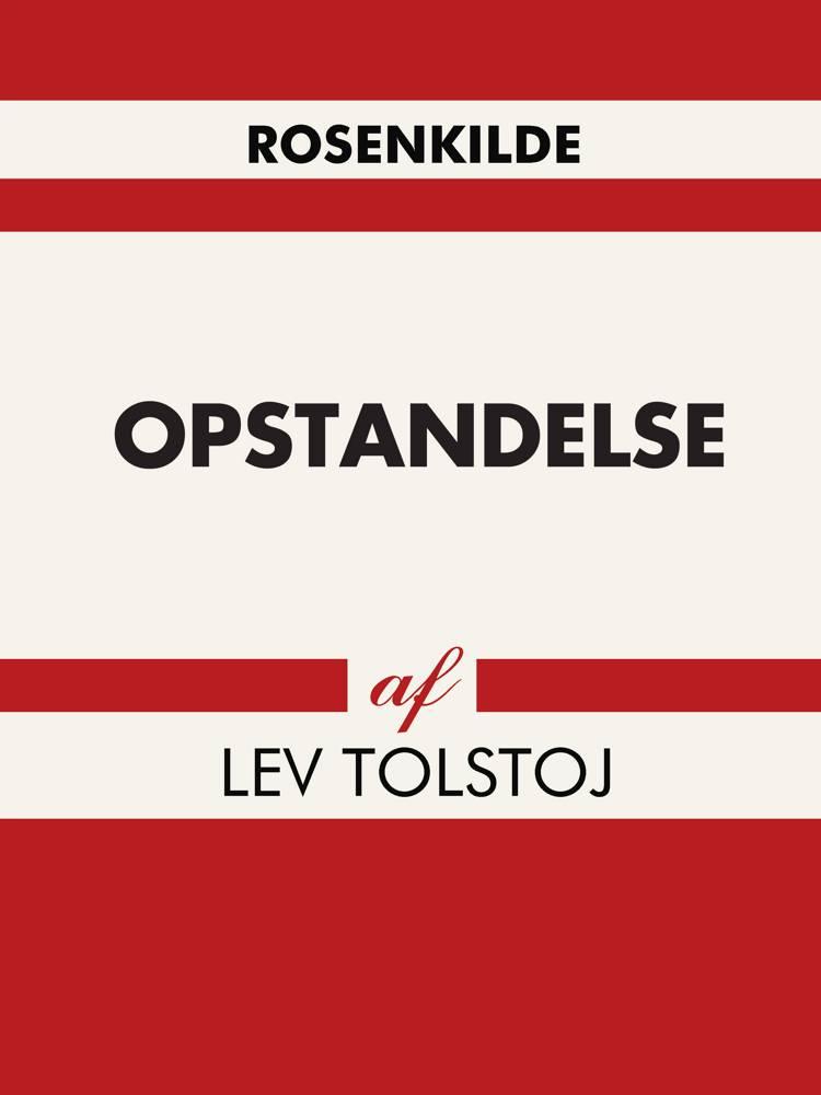 Opstandelse af Lev Tolstoj