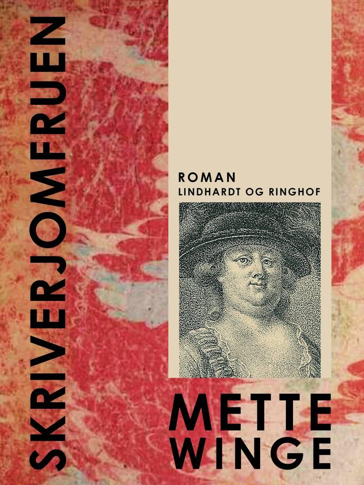 Skriverjomfruen af Mette Winge