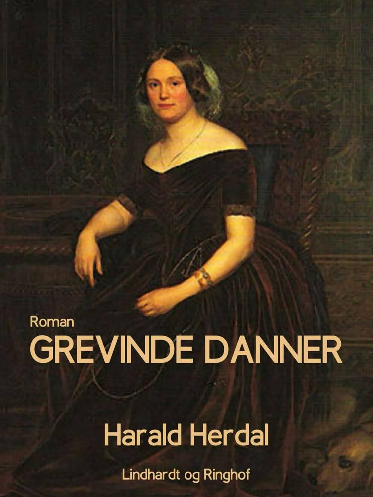 Grevinde Danner af Harald Herdal