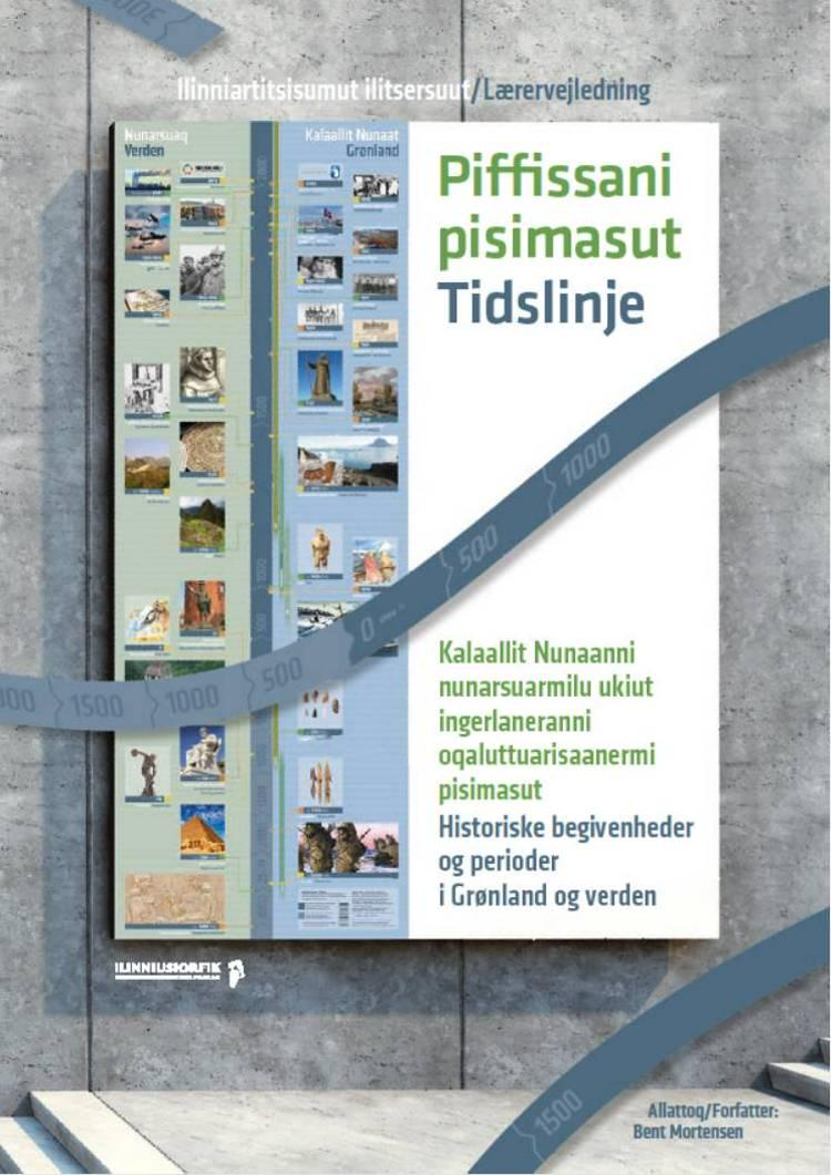 Lærervejledning Tidslinje af Bent Mortensen
