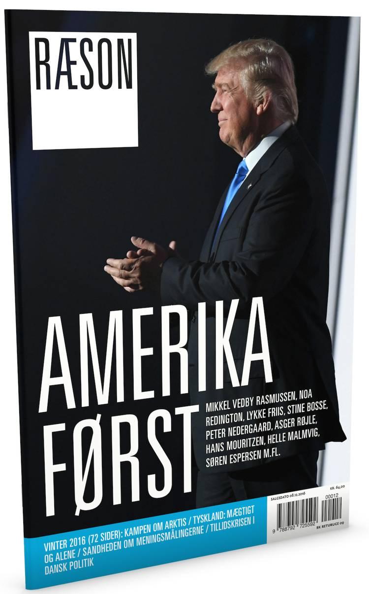 Ræson af Mikkel Vedby Rasmussen, Peter Nedergaard og Lykke Friis m.fl.
