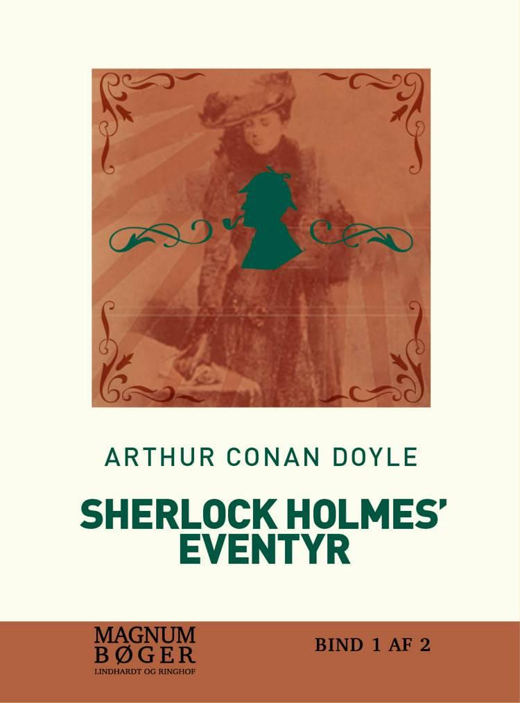 Sherlock Holmes´ eventyr af Arthur Conan Doyle