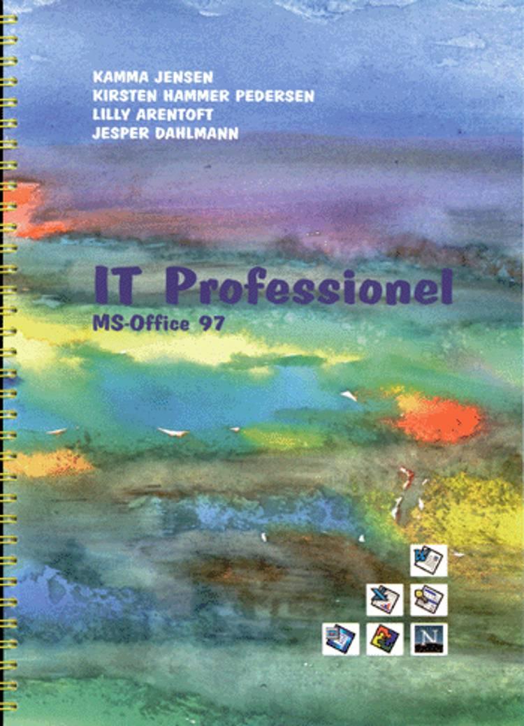 IT professionel - MS-office 97 af Kamma Jensen