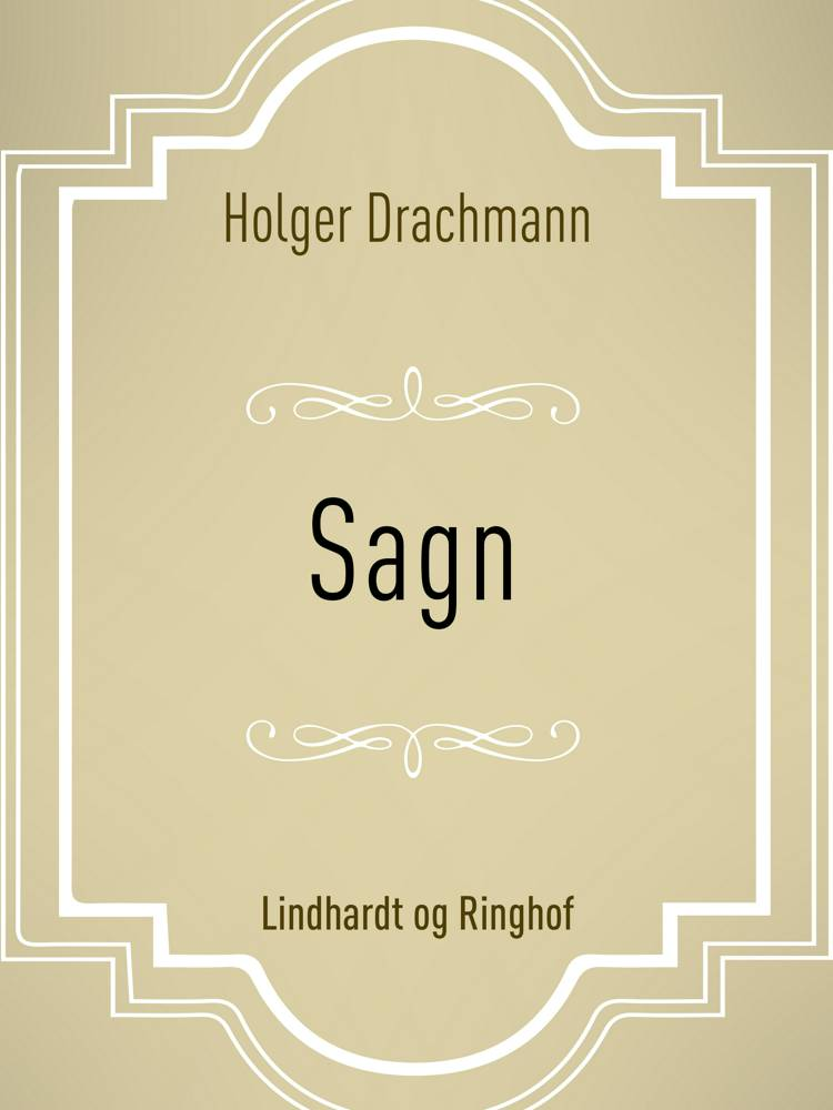 Sagn af Holger Drachmann