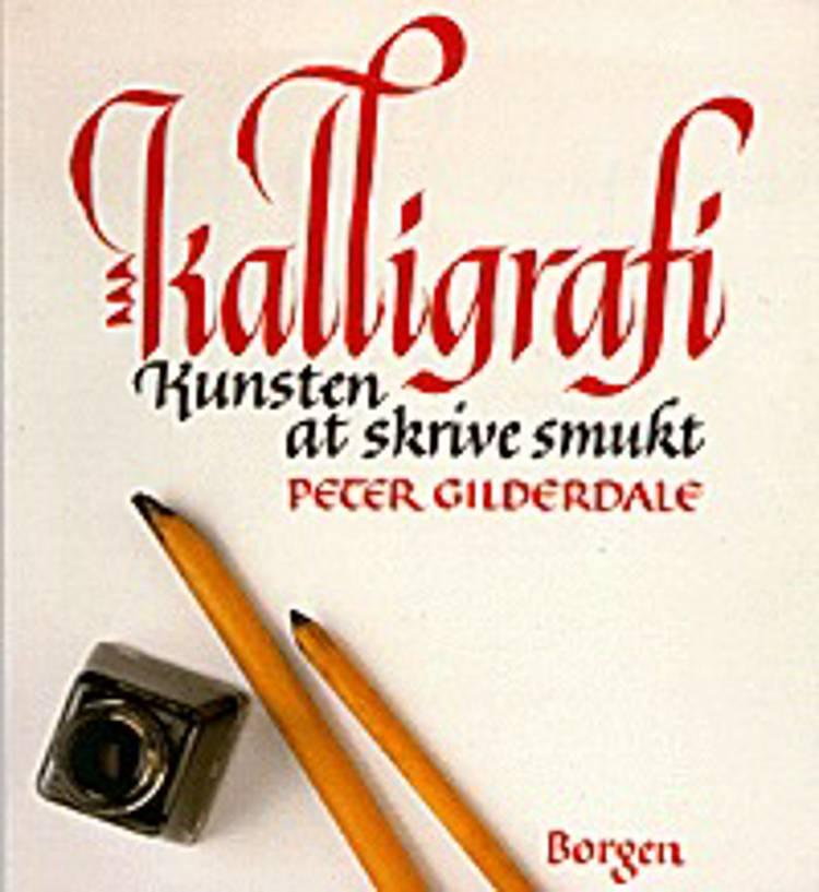 Kalligrafi af Peter Gilderdale