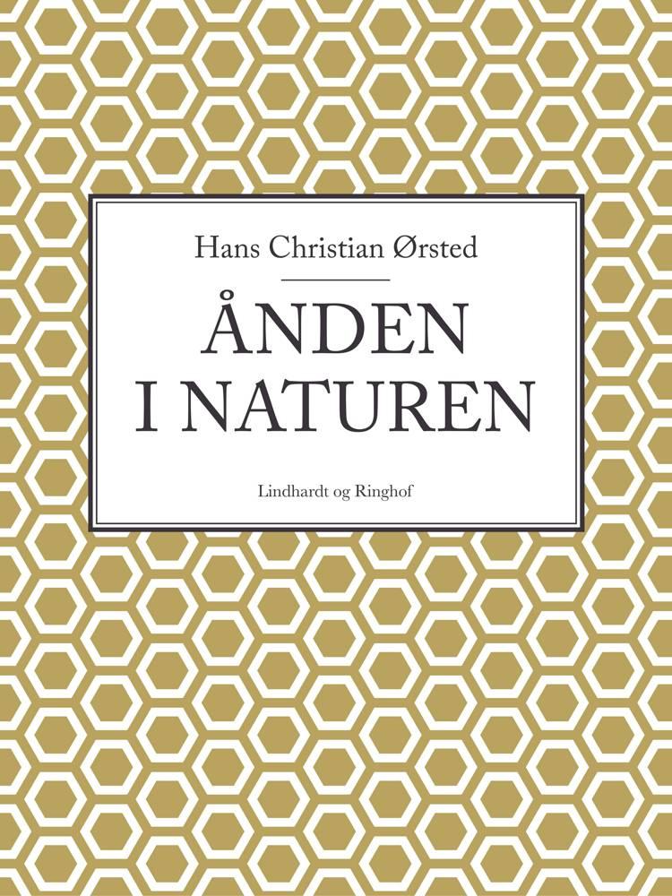 Ånden i naturen af Hans Christian Ørsted