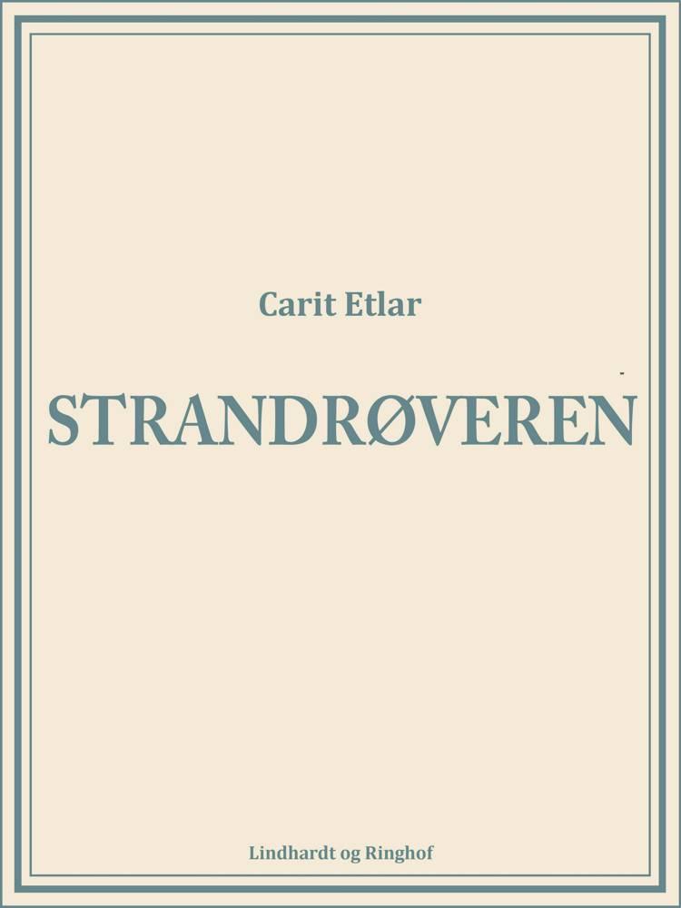 Strandrøveren af Carit Etlar