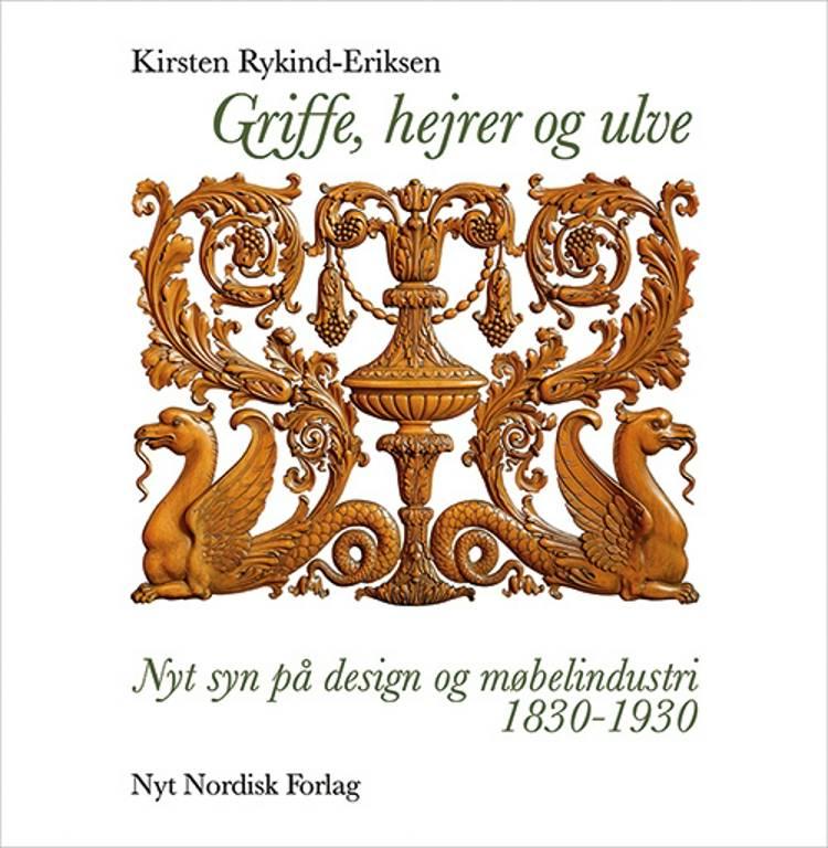 Griffe, hejrer og ulve af Kirsten Rykind-Eriksen