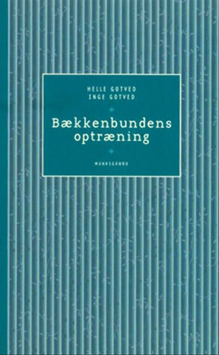 Bækkenbundens optræning af Helle Gotved og Inge Gotved