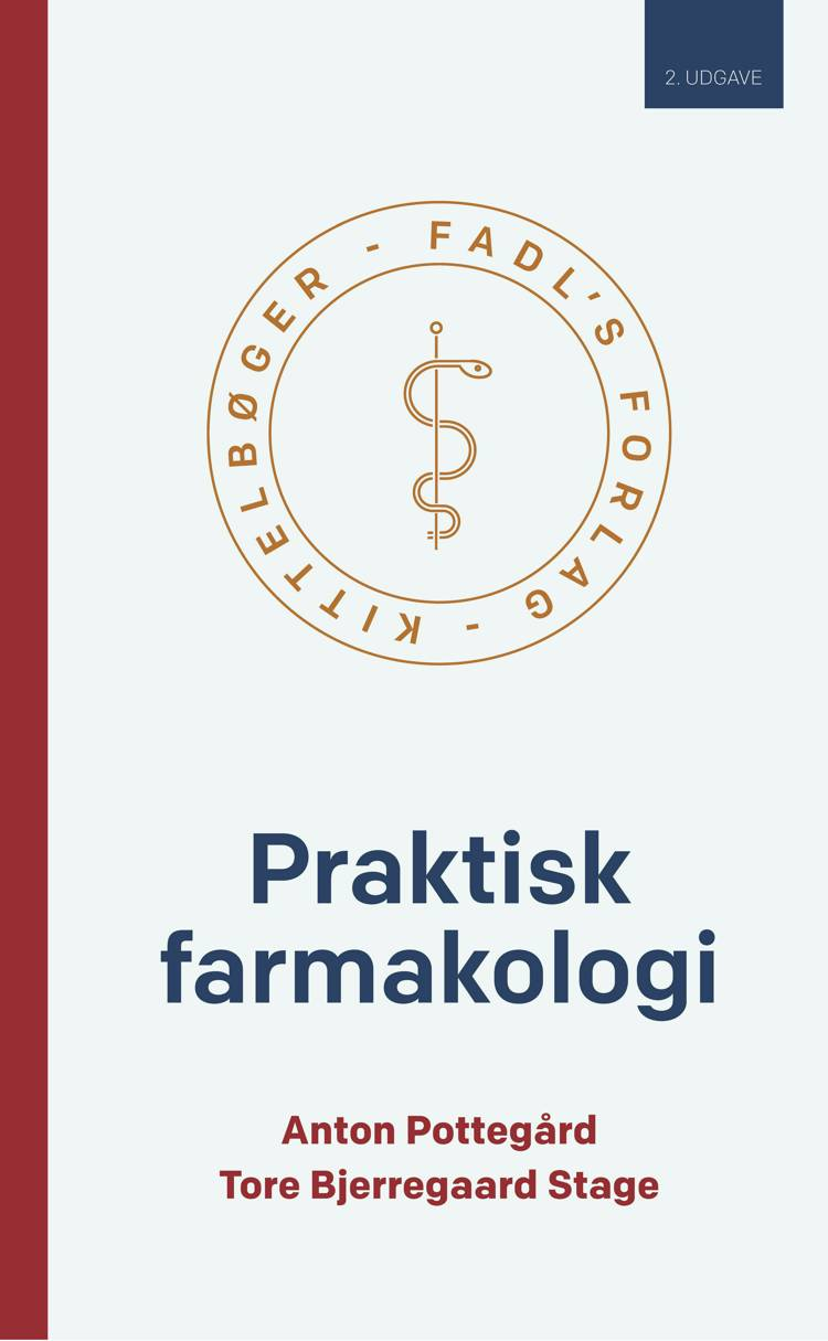 Praktisk farmakologi af Anton Pottegård, Tore B. Stage og Tore Bjerregaard Stage