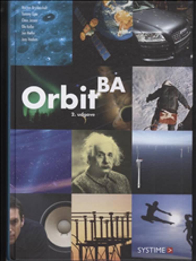 Orbit ba af Claus Jessen, Morten Brydensholt og Tommy Gjøe m.fl.
