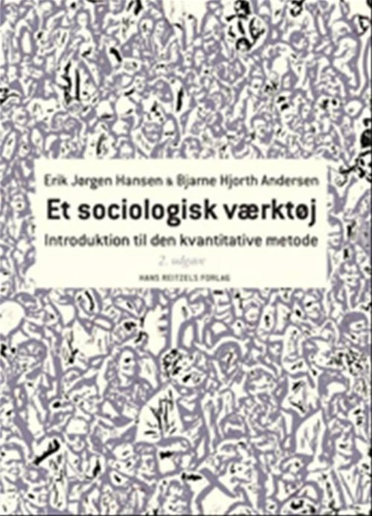 Et sociologisk værktøj af Bjarne Hjorth Andersen og Erik Jørgen Hansen