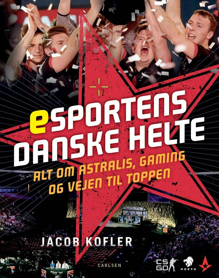 Esportens danske helte af Jacob Kofler