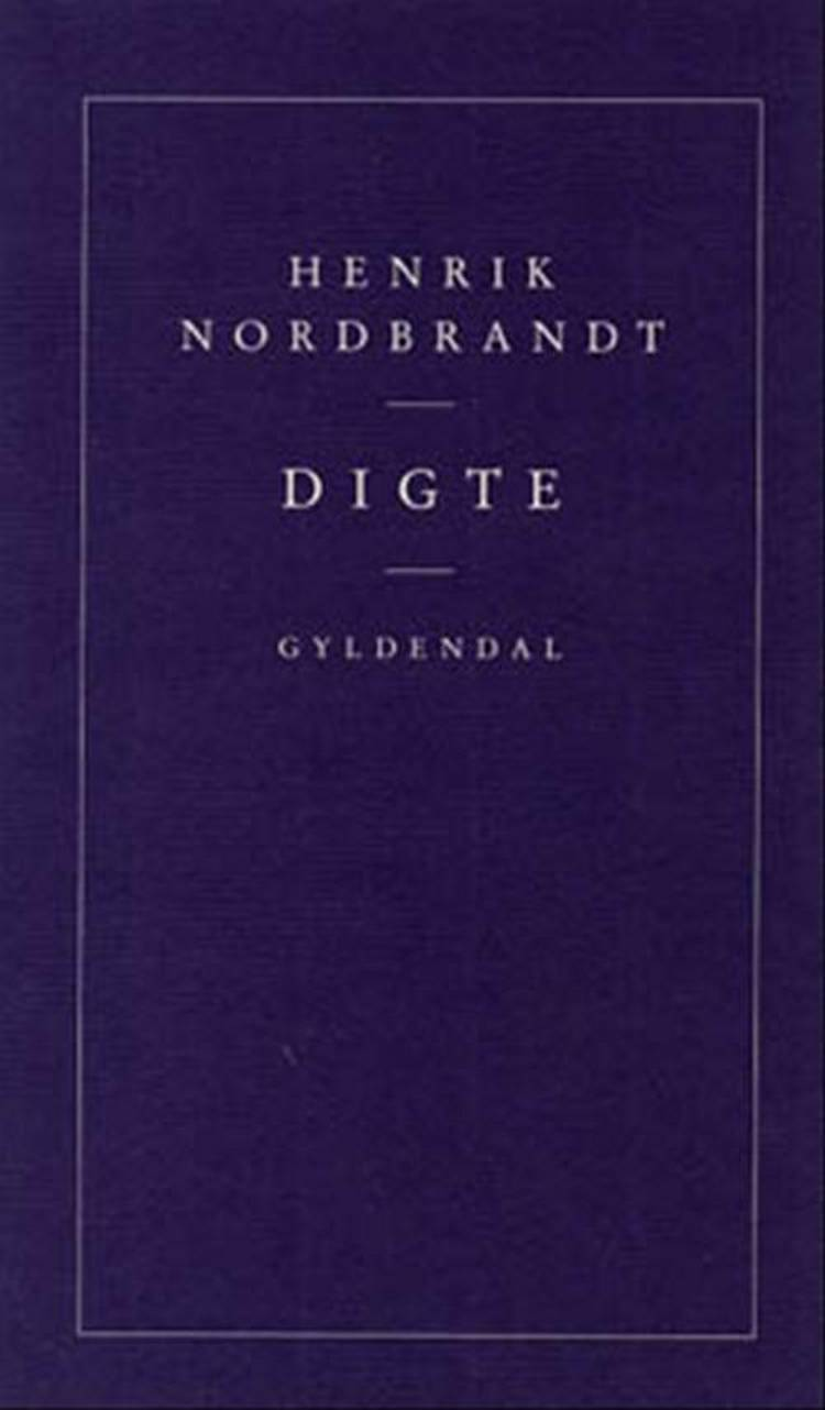 Digte af Henrik Nordbrandt