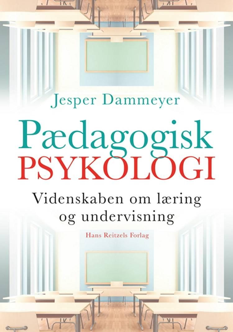 Pædagogisk psykologi af Jesper Dammeyer