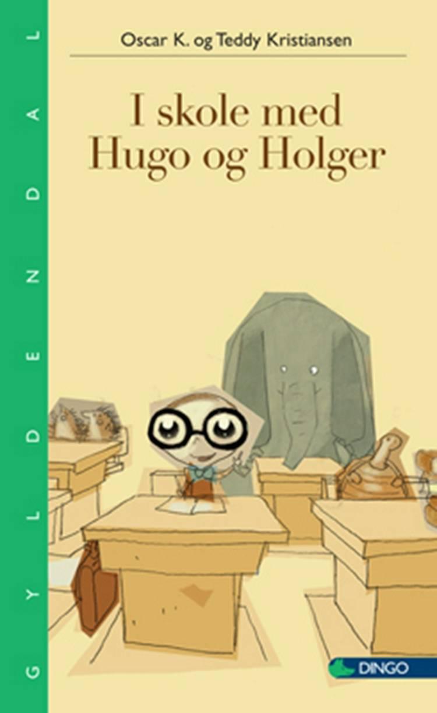 I skole med Hugo og Holger af Ole Dalgaard
