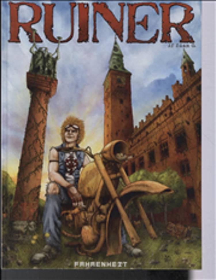 Ruiner af Adam O.