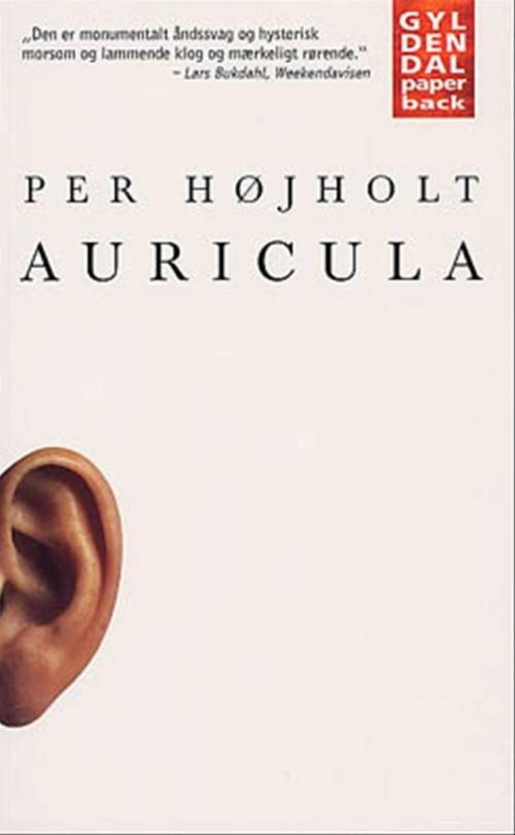 Auricula af Per Højholt