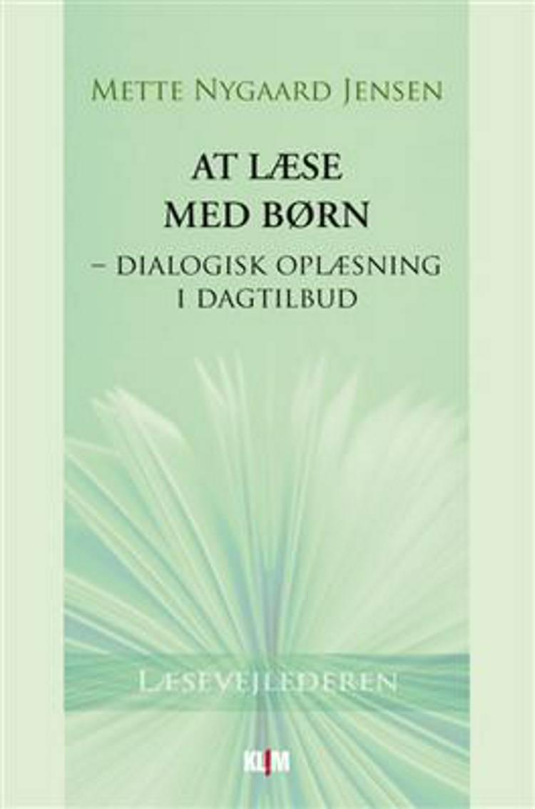 At læse med børn af Mette Nygaard Jensen