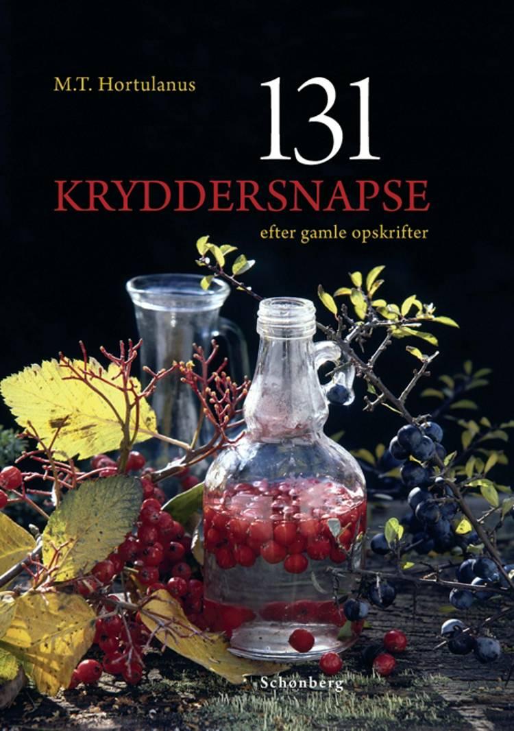131 kryddersnapse af M. T. Hortulanus og John Metcalf-Johansen