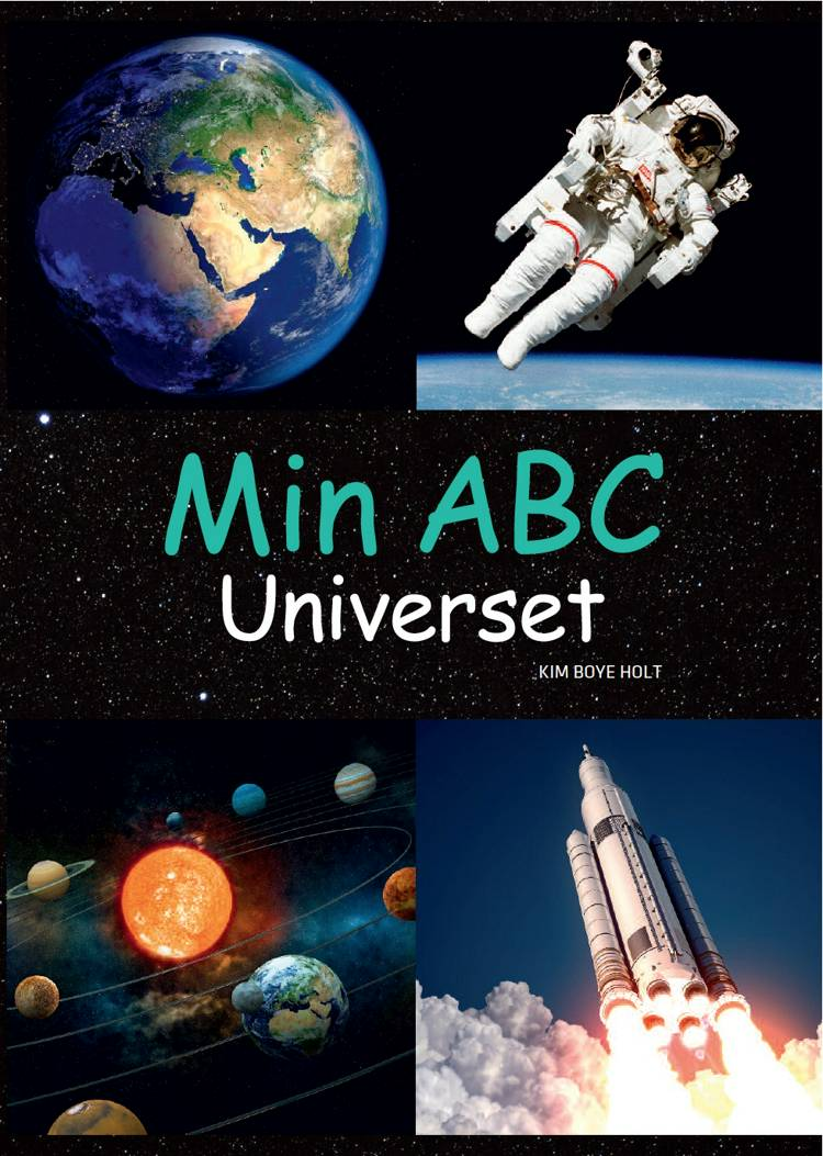 Min ABC - universet af Kim Boye Holt