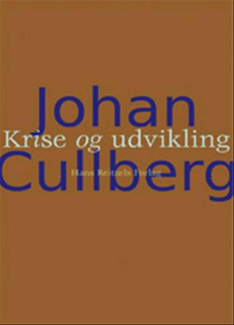Krise og udvikling af Johan Cullberg