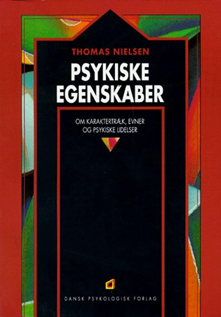 Psykiske egenskaber af Thomas Nielsen