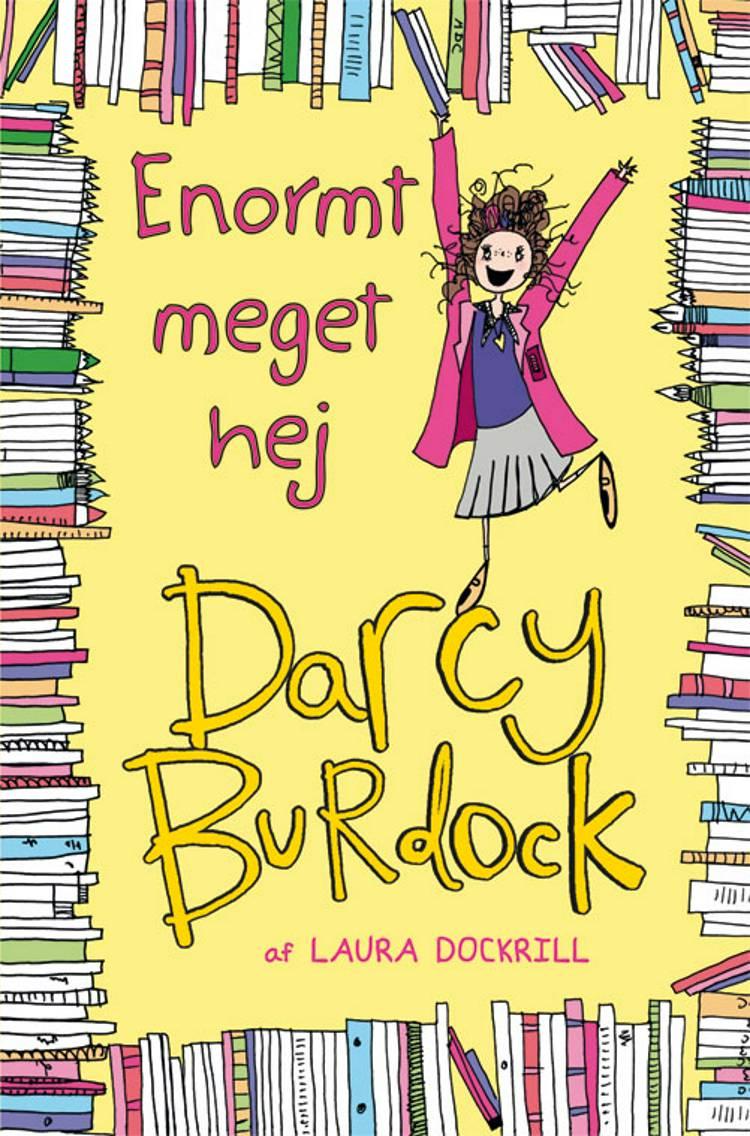 Darcy Burdock af Laura Dockrill