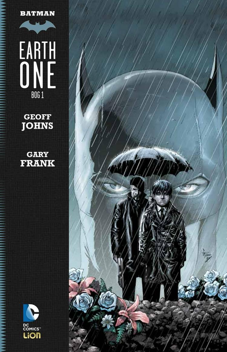 Batman earth one af Geoff Johns