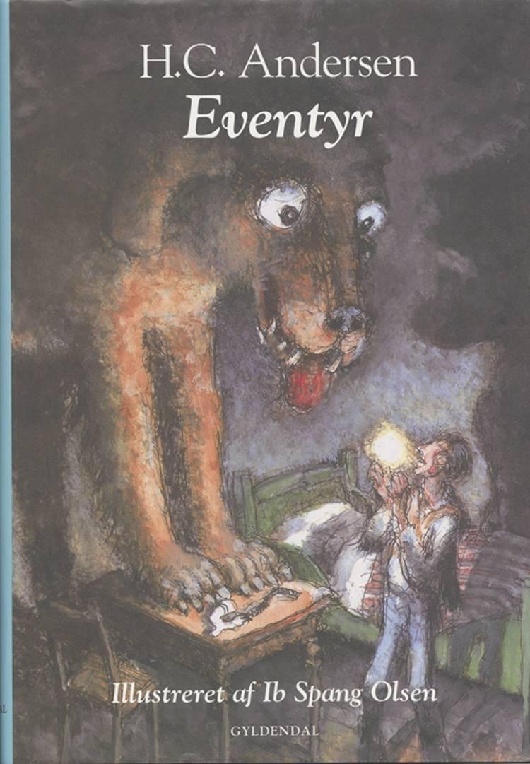 Eventyr af H.C. Andersen og J. L. K. Grimm