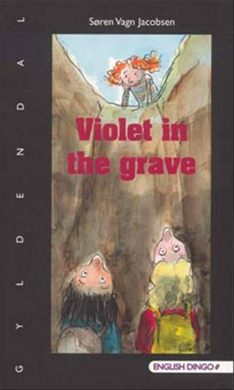 Violet in the grave af Søren Vagn Jacobsen