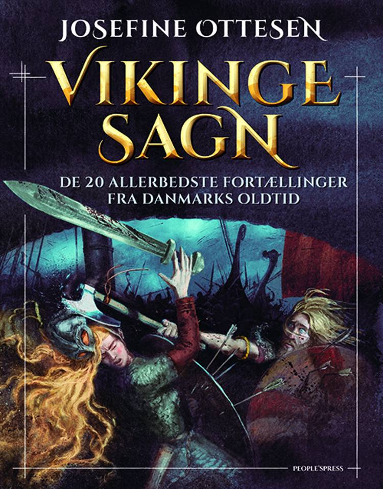 Vikingesagn af Josefine Ottesen