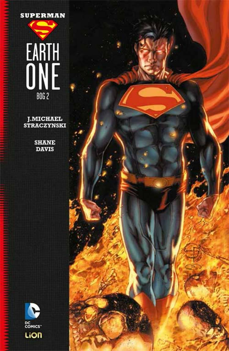 Superman earth one af J. Michael Straczynski