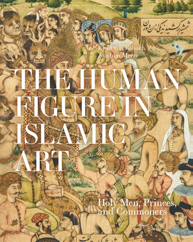 The Human Figure in Islamic Art af Kjeld von Folsach