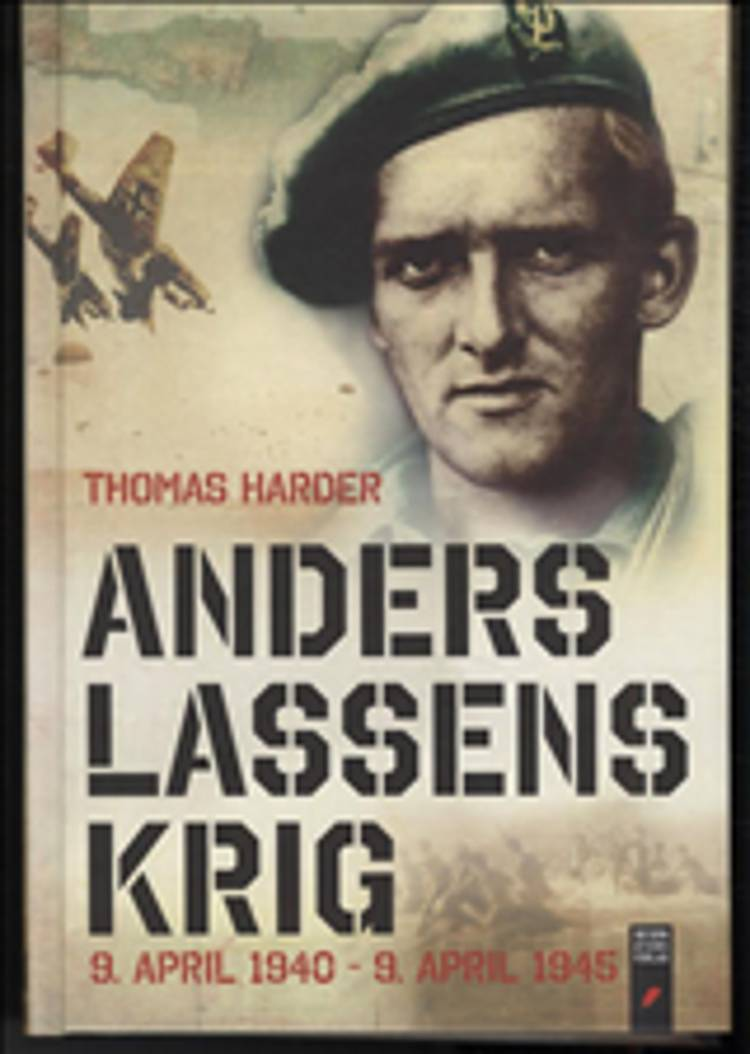 Anders Lassens krig af Thomas Harder