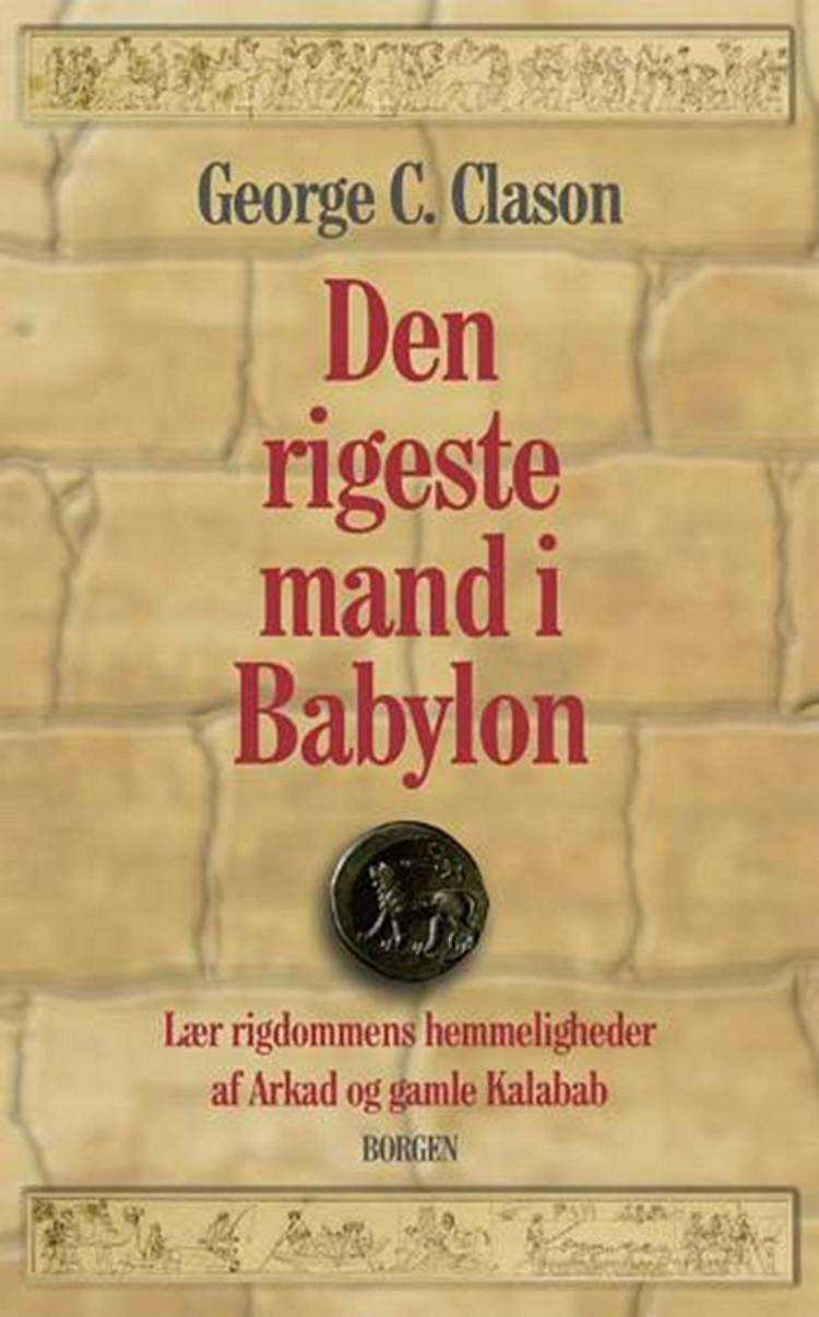 Den rigeste mand i Babylon af George S. Clason