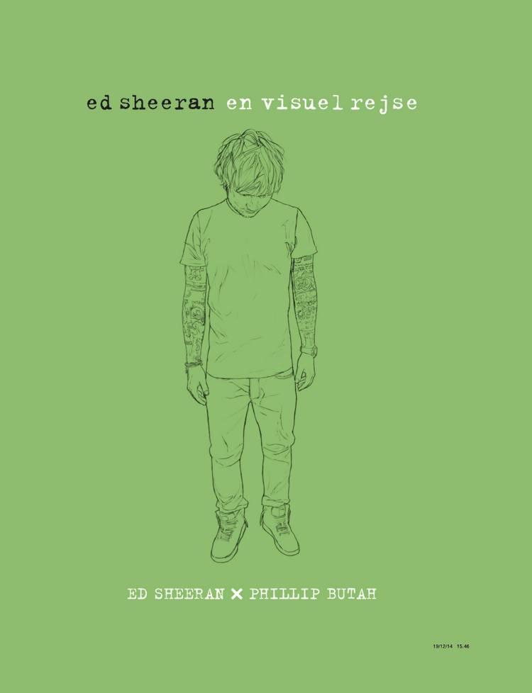 Ed Sheeran - en visuel rejse af Ed Sheeran og Phillip Butah