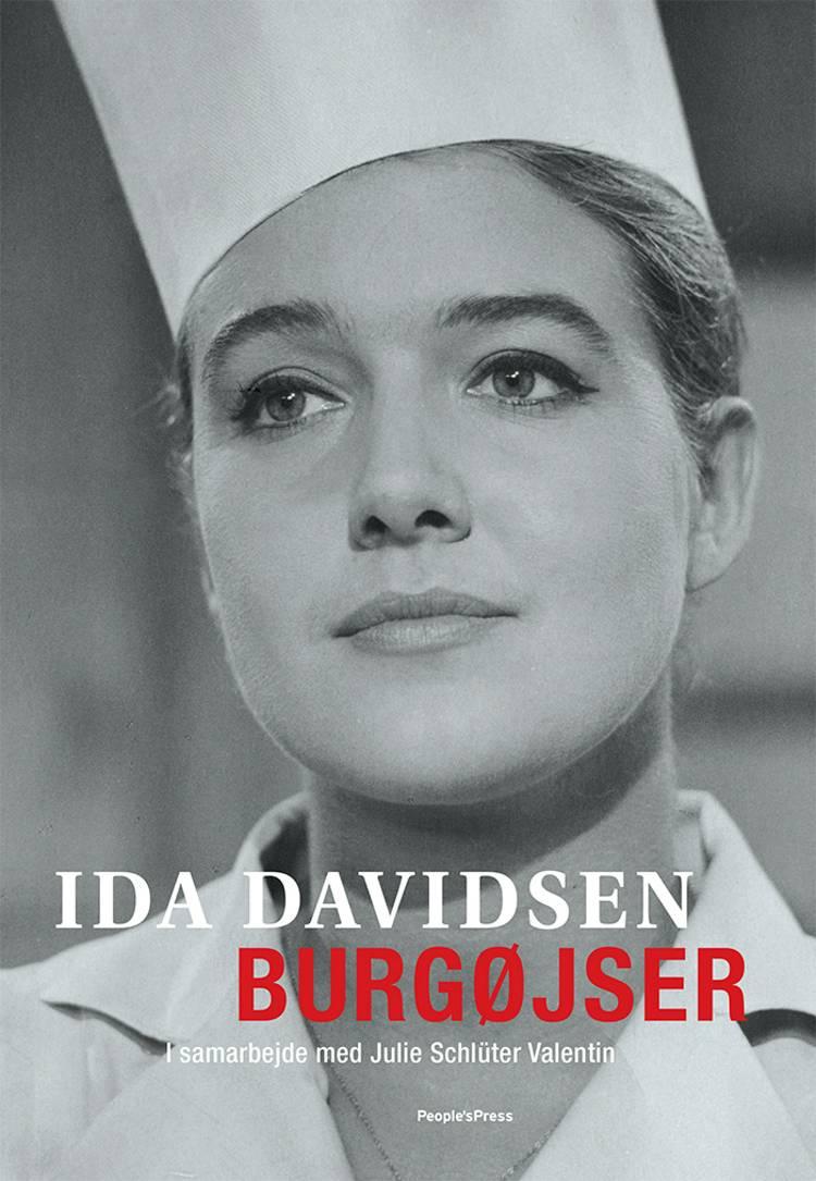 Burgøjser af Julie Schlüter Valentin, Ida Davidsen og Julie Valentin
