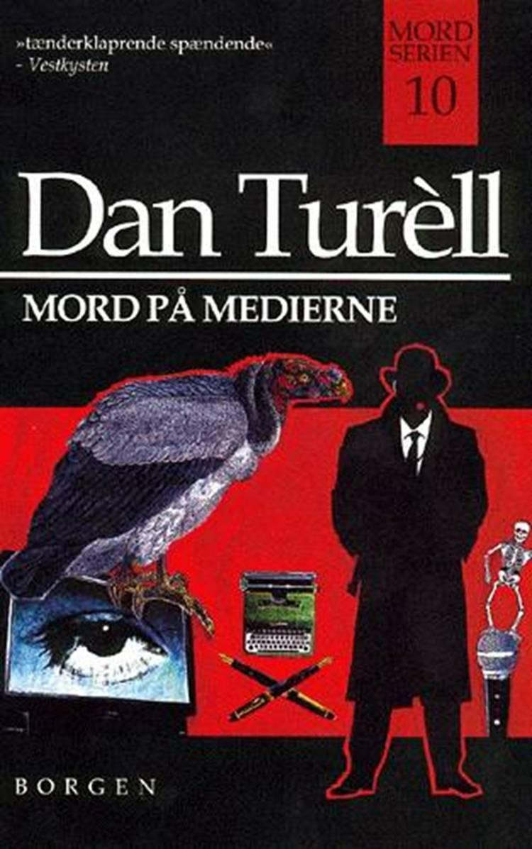 Mord på medierne af Dan Turèll