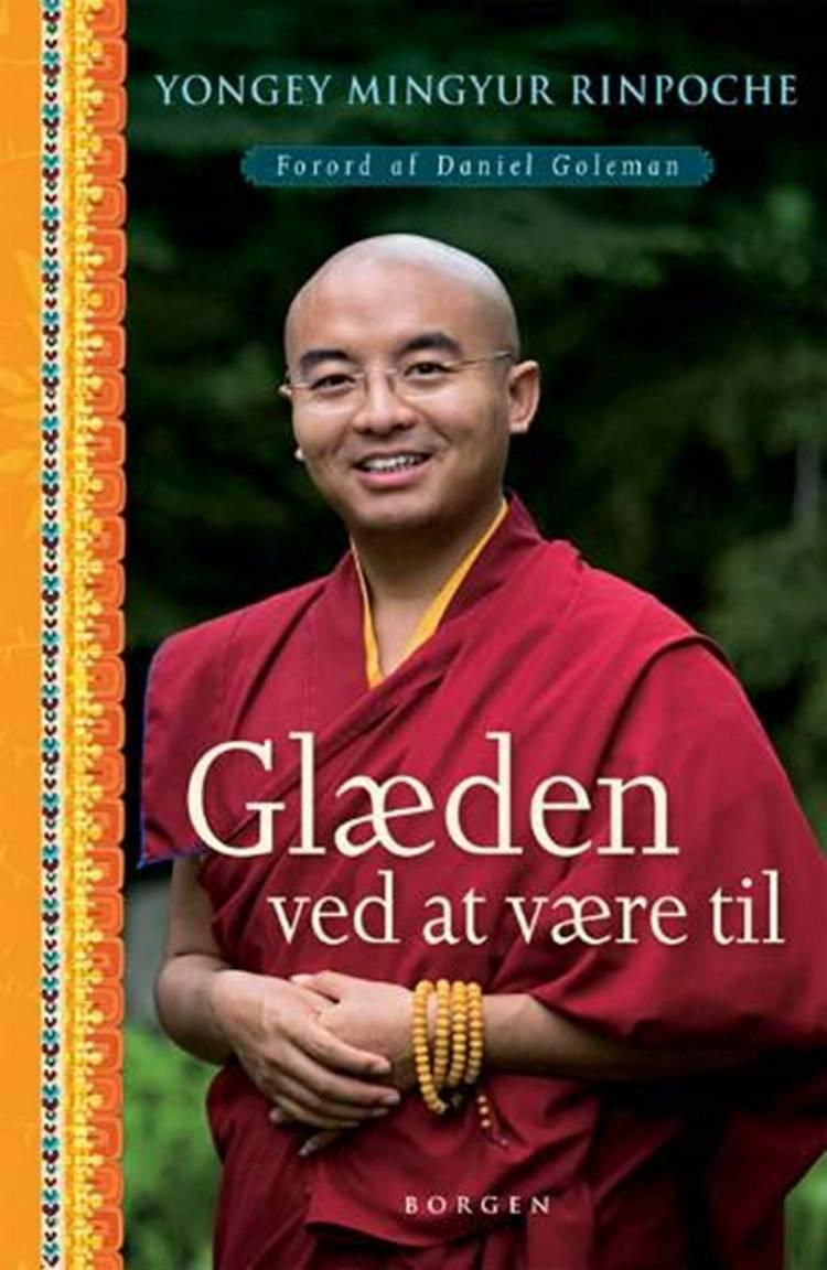Glæden ved at være til af Rinpoche Yongey Mingyur