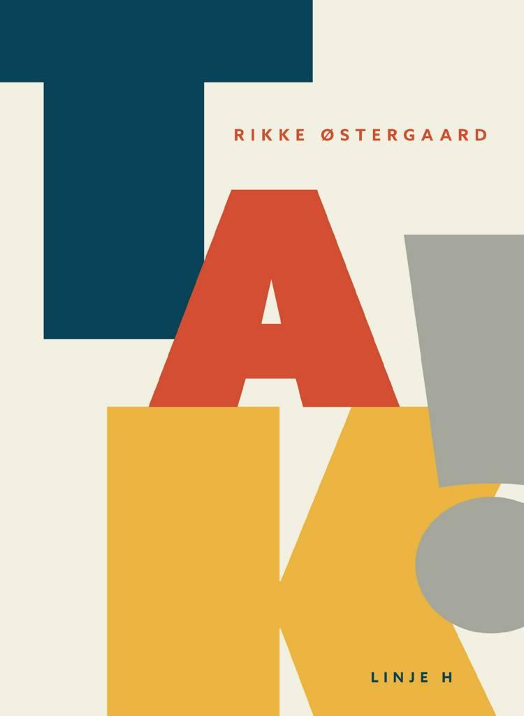 Tak! af Rikke Østergaard