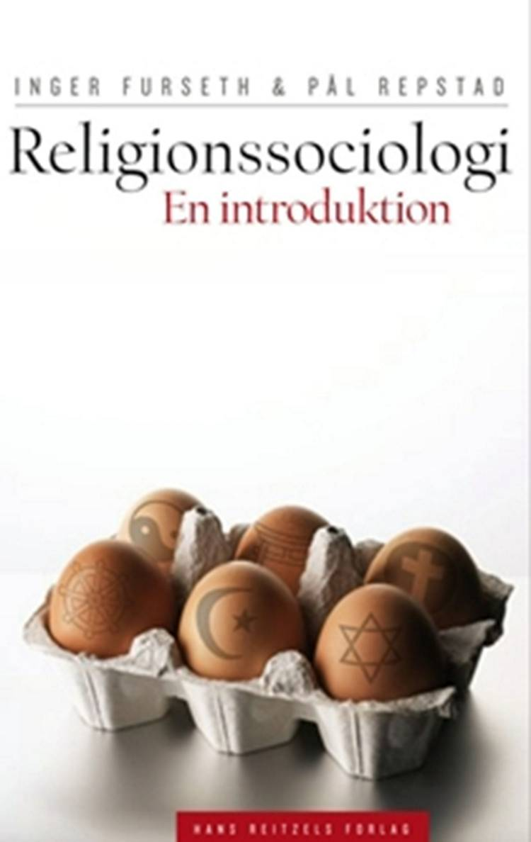 Religionssociologi af Inger Furseth og Pål Repstad m.fl.