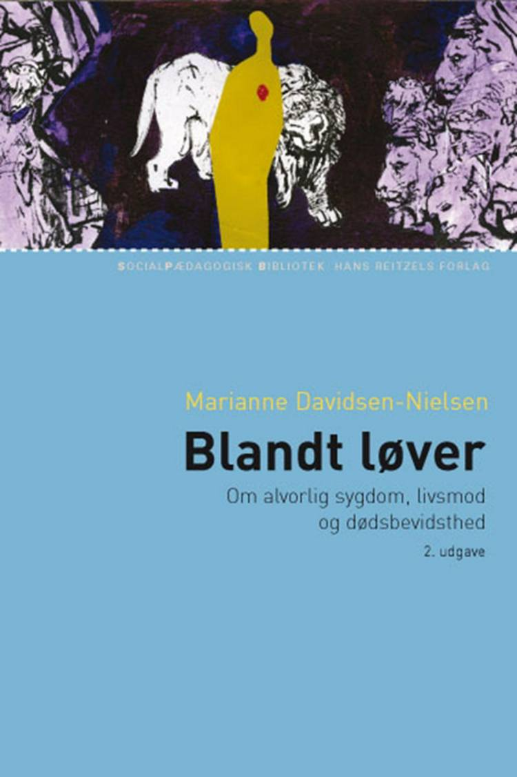 Blandt løver af Marianne Davidsen-Nielsen