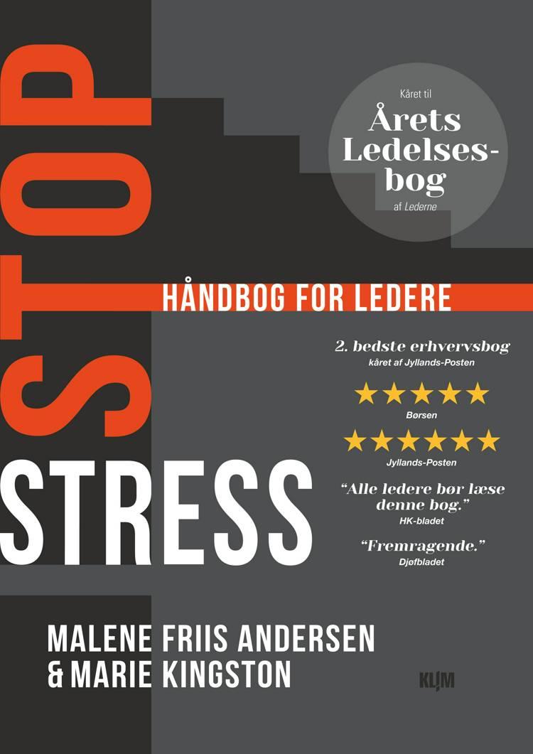 Stop stress af Malene Friis Andersen og Marie Kingston