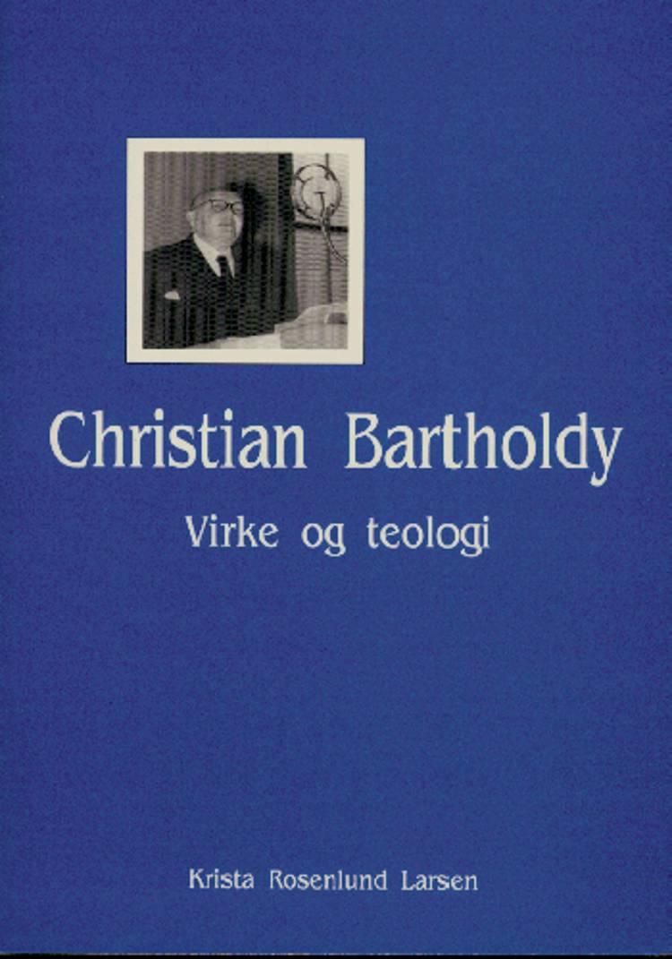Christian Bartholdy af Krista Rosenlund Larsen