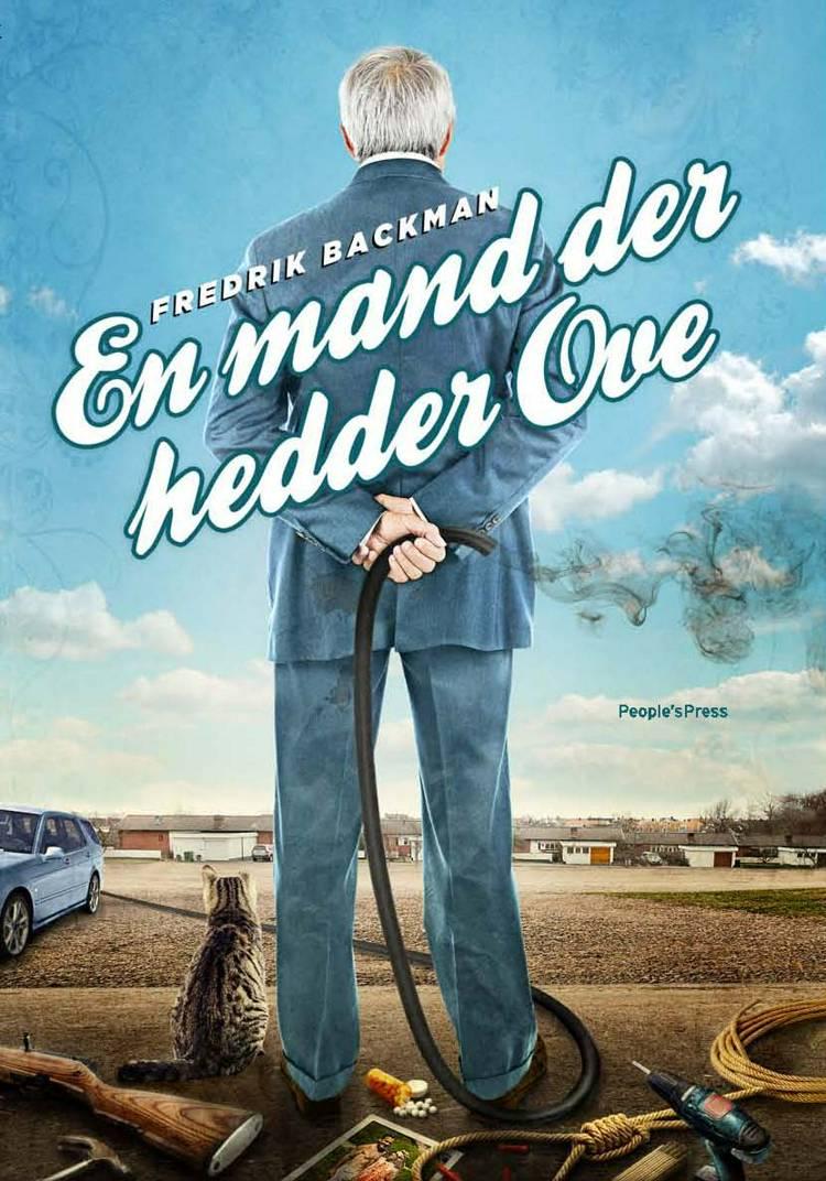En mand der hedder Ove af Fredrik Backman