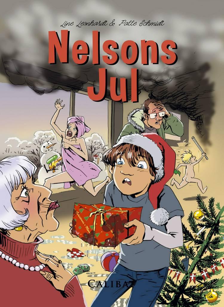 Nelsons Jul af Palle Schmidt og Line Leonhardt