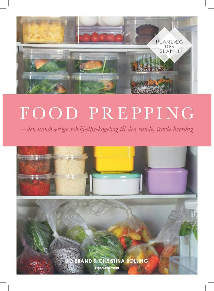 Food Prepping af Christina Bølling og Jo Brand