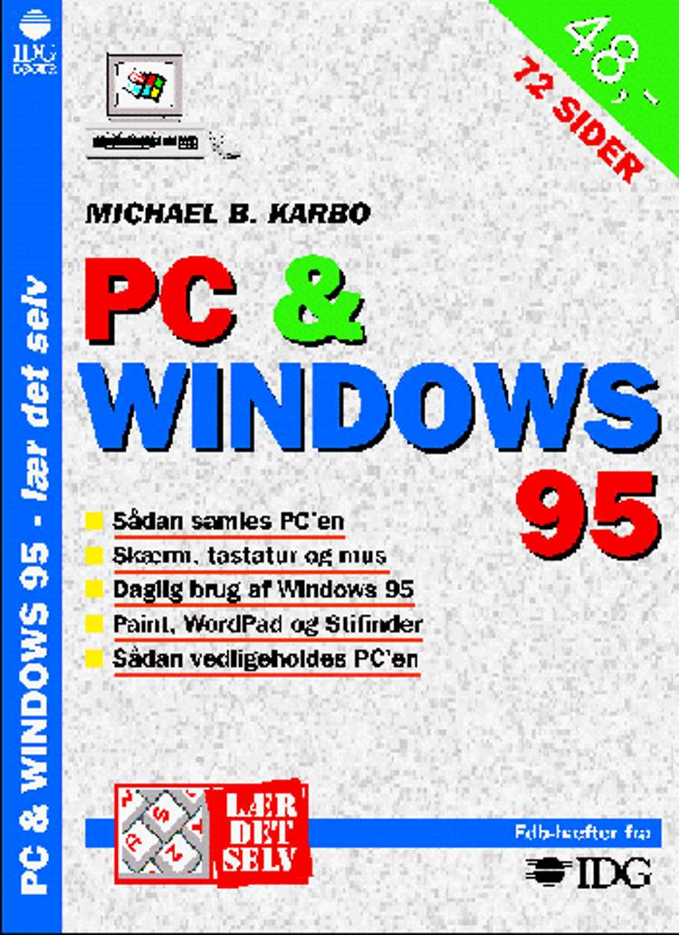 PC & Windows 95 af Michael B. Karbo