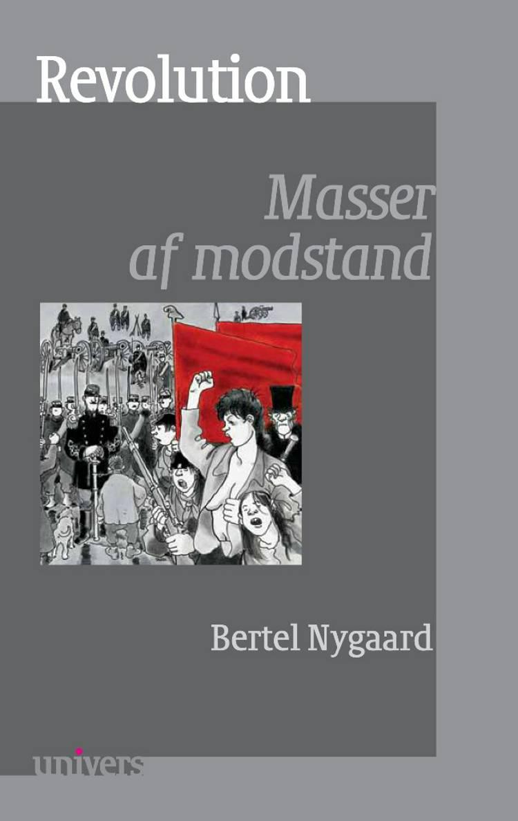 Revolution af Bertel Nygaard